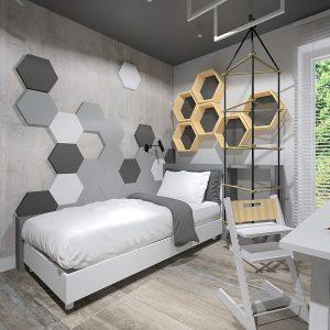 Projekt pokoju trzynastolatka