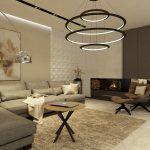 Projekt nowoczesnego domu w Chudowie